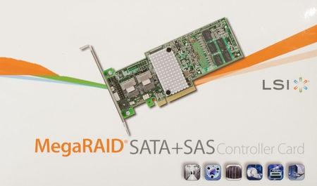 Мониторинг дисков под LSI 2108 RAID контроллером использую SMART